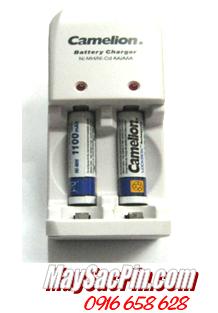 BC-1001, Bộ sạc pin AAA Camelion BC-1001 kèm 2 pin sạc AAA1100mAh Lockbox| HẾT HÀNG