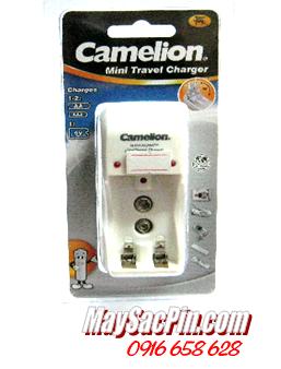 BC-1001, Máy sạc pin Camelion BC-1001, sạc pin AA-AAA-9v (Không kèm pin)| HẾT HÀNG