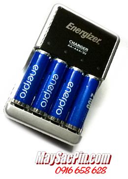 Energizer CHVCM4, Bộ sạc pin AAA Energizer CHVCM4 kèm 4 pin sạc EnerPro AA2100mAh   HẾT HÀNG