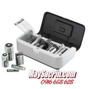 Máy sạc pin đa năng Energizer CHFC, sạc được pin AA, AAA, C, D, 9v  chính hãng - Bảo hành 1 năm  CÒN HÀNG