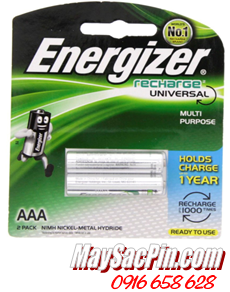 Energizer NH12URP2, Pin sạc AAA700mAh 1.2v Energizer NH12URP2 Made in Japan