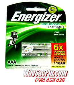 Energizer NH12ERP2, Pin sạc AAA800mAh 1.2v Energizer NH12ERP2  Made in Japan