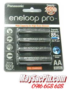 BK-3HCCE/4B, Pin sạc AA2550mAh 1.2v Panasonic Eneloop BK-3HCCE/4B Made in Japan| CÒN HÀNG