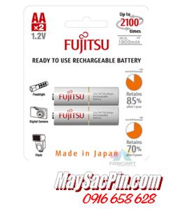 Fujitsu HR-3UTCEX(2B), Pin sạc AA1900mAh 1.2v Fujitsu HR-3UTCEX(2B) Japan _Vỉ 2viên |CÒN HÀNG