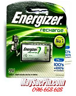Energizer NH-22BP1/ 6HR61, Pin sạc 9v vuông Energizer NH-22BP1/ 6HR61 (175mAh)