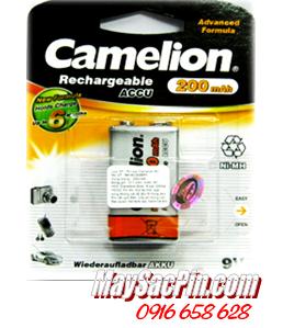 Camelion NH-9V200BP1, Pin sạc 9v vuông Camelion NH-9V200BP1 chính hãng Made in China