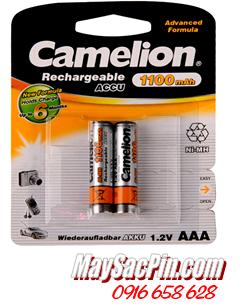 Camelion NH-AAA1100BP2, Pin sạc AAA1100mAh 1.2v Camelion NH-AAA1100BP2 chính hãng Made in China