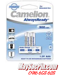 Camelion NH-AAA900ARBP2, Pin sạc AAA900mAh 1.2v Camelion NH-AAA900ARBP2 chính hãng Made in China