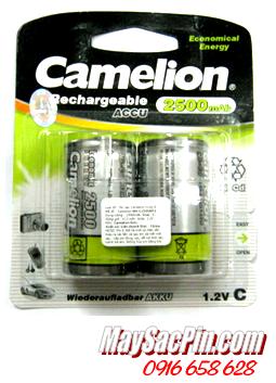 Camelion NH-C2500BP2, Pin sạc trung C2500mAh 1.2v Camelion NH-C2500BP2 chính hãng Made in China