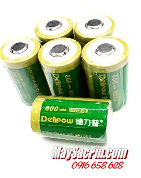 Delipow CR2; Pin sạc 3v Lithium Delipow CR2 800mAh _Bảo hành 3 tháng
