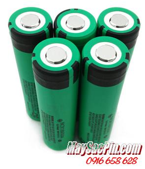 NCR18650A-3100mAh, Pin sạc 3.7v Lithium Li-Ion Panasonic NCR18650A-3100mAh  HẾT HÀNG
