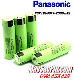 anasonic NCR18650PF; Pin sạc 3.7v 18650 Panasonic NCR18650PF2900mAh dòng xả 10A (Japan)