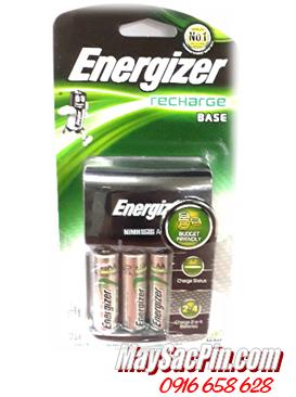 Máy sạc pin AA Energizer CHVC4 kèm sẳn 4 pin sạc AA2000mAh  CÒN HÀNG