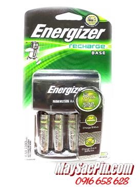 Máy sạc pin AAA Energizer CHVC4 kèm sẳn 4 pin sạc AAA700mAh  CÒN HÀNG