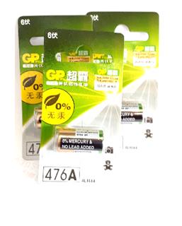 GP 4LR44, Pin 6v GP 4LR44 Super Alkaline chính hãng Made in China