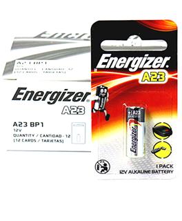 Energizer A23; Pin 12V Energizer A23/23AE Alkaline chính hãng Energizer