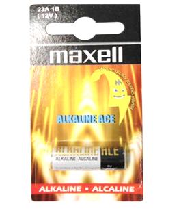 Maxell A23, Pin 12v Remote Maxell A23 alkaline chính hãng (vỈ 1viên)