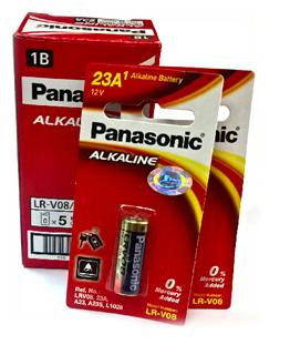 Panasonic A23, Pin 12v Alkaline Panasonic A23- Pin Remote cửa