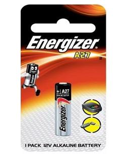 Energizer A27, Pin 12v Energizer A27 alkaline chính hãng (Vỉ 1viên)