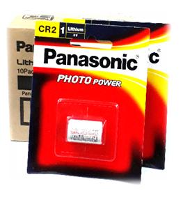 Panasonic CR2, Pin 3v Lithium Panasonic CR2 chính hãng Made in Japan