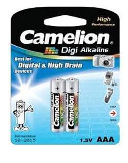 Camelion LR03DG/2P, Pin AAA 1.5V Alkaline Camelion LR03DG/2P