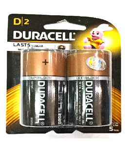 Duracell MN1300-LR20, Pin đại D 1.5v Duracell MN1300-LR20 Alkaline