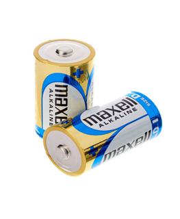 Maxell LR20(GD)2B, Pin đại D 1.5v Maxell LR20(GD)2B alkaline (Giá/ vỉ 2 viên)