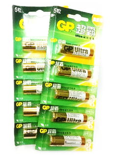 GP 15A-L5I, Pin AA GP Ultra High Power 15A-L5i Alkaline 1.5v
