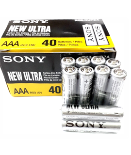 Sony R03-NUP2A, Pin AAA 1.5v Sony R03-NUP2A New Ultra
