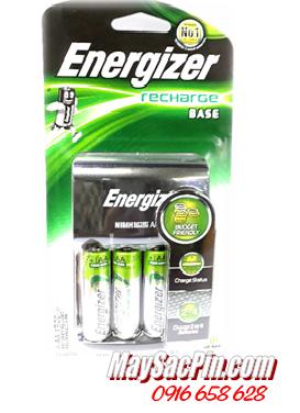 Energizer CHVC4; Bộ sạc pin Energizer CHVC4 kèm sẳn 4 pin sạc Energizer AA1300mAh 1.2v  CÒN HÀNG