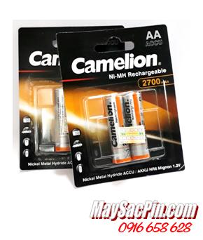 Camelion NH-AA2700BP2, Pin sạc AA2700mAh 1.2v Camelion NH-AA2700BP2 chính hãng Made in China