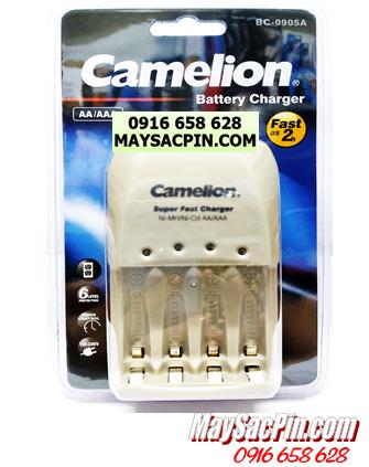 BC-0905A, Máy sạc pin AA-AAA Camelion BC-0905A chính hãng ( Không kèm pin)