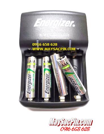 Energizer CHVC4, Bộ sạc pin AAA Energizer CHVC4-kèm4 pin sạc Energizer AAA700mAh 1.2v