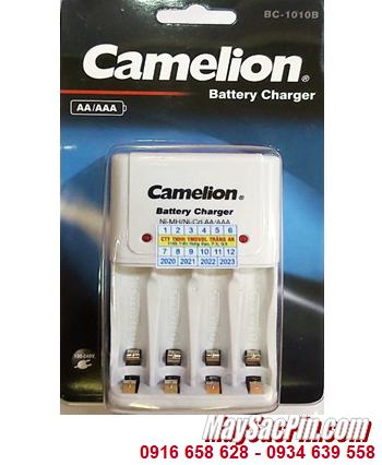Camelion BC-1010B; Máy sạc pin AA, AAA Camelion BC-1010B chính hãng Camelion